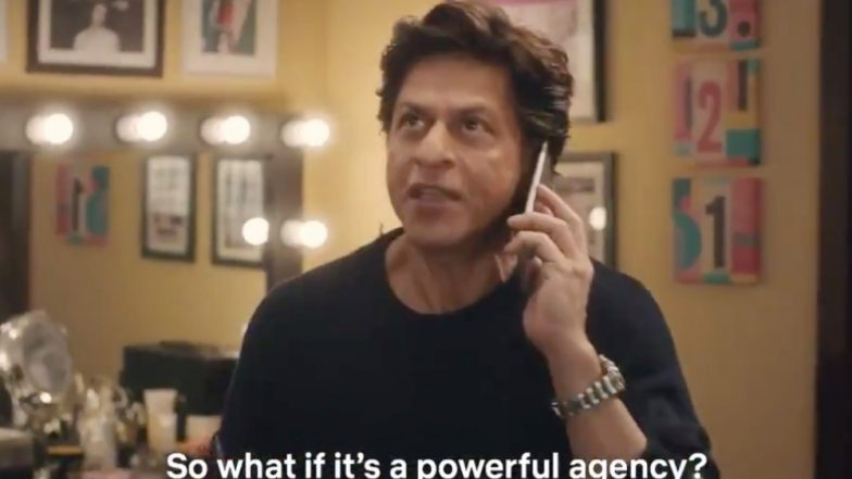 What Happened When Netflix Made an Offer that Shah Rukh Khan Just Could Not Refuse? (Watch Video)