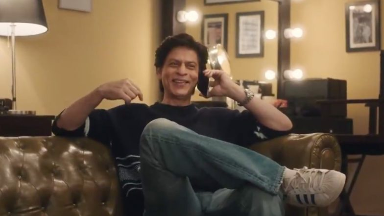 Shah Rukh Khan Leaves Fans Intrigued With His Latest Netflix Promo Teasing His Digital Debut (Watch Video)