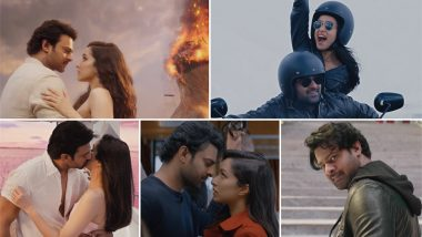 Saaho Song Baby Won't You Tell Me Out! Prabhas-Shraddha Kapoor's Chemistry in This Shankar-Ehsaan-Loy's Track Is A Visual Spectacle!  Watch Video