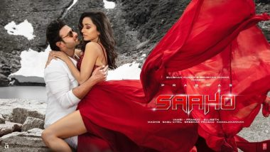 Rs 320 Crore! That's How Much Prabhas And Shraddha Kapoor's Saaho Has Made Even Before Its Release