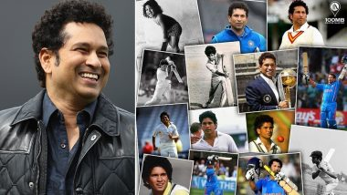 Sachin Tendulkar Celebrates World Photography Day 2019 By Posting a Collage of His Photos on Instagram