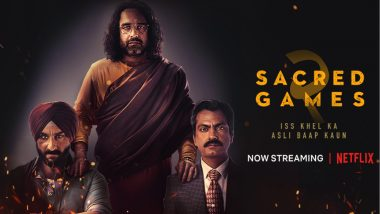 Sacred Games 2 Episodes Leaked Online on TamilRockers: Netflix Web-Series Available for Free Download As Nawazuddin Siddiqui and Pankaj Tripathi's Gay Sex Scene Goes Viral