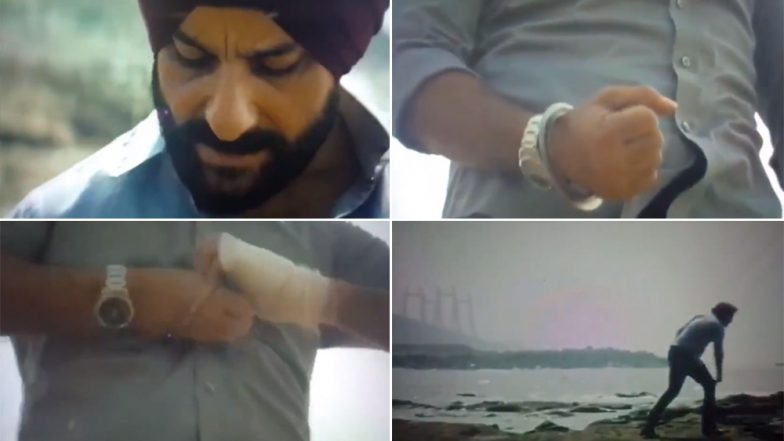 Sacred Games 2: Akali Dal MLA Manjinder S Sirsa Lashes Out at Anurag Kashyap For Hurting Religious Sentiments of Sikhs (Watch Video)