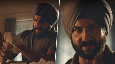 Sacred Games 2: New Teaser Shows Saif Ali Khan's Sartaj Preparing for the Fight Ahead With Nothing Left to Sacrifice (Watch Video)