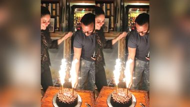 Kareena Kapoor Khan's Happiness Knows No Bounds as Saif Ali Khan Slice His Birthday Cake!