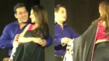 This Video Of Salman Khan And Madhuri Dixit Dancing On Pehla Pyaar At Hum Aapke Hain Koun's 25th Anniversary Celebration Is Everything