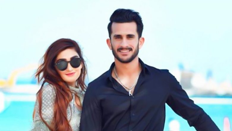 Hasan Ali and Samiya Aarzoo Pre-Wedding Photoshoot Pics OUT! Pakistani Cricketer All Set to Marry Indian Girl in Dubai