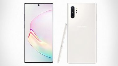 Samsung Galaxy Note 10, Galaxy Note 10+ Smartphones To Be Launched on August 20; Expected Prices, Features & Specifications