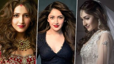 Sayyeshaa Saigal Birthday Special: We Are Floored by Her Cherubic Look, Contagious Smile and Simple Styling! View Pics