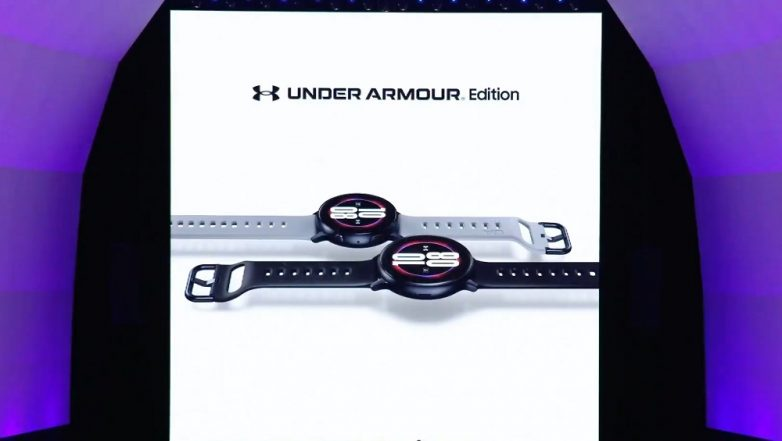 Samsung Galaxy Active 2 Under Armour Edition Smartwatch Launched; Prices, Features & Specifications