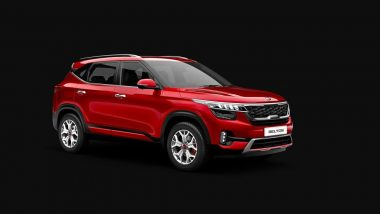 Kia Seltos Launching Today in India; Watch Live Streaming of Compact SUV Launch Event