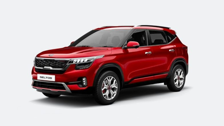 Kia Seltos SUV Price in India: Check Variant-Wise Price List of The Newly Launched Car