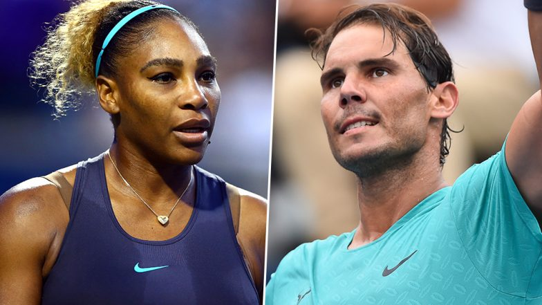 Serena Williams and Rafael Nadal Advance to the Quarterfinals of Rogers Cup 2019