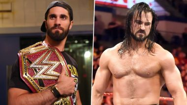 Seth Rollins Next Opponent for WWE Universal Championship Match Is Drew McIntyre? WWE Insider Reveals