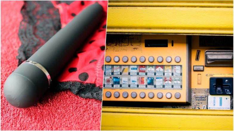 Sex Toy Vending Machine in Japan, Now Buy Tenga Masturbatory Tools on The Go