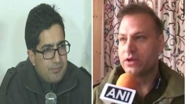 Jammu and Kashmir Police Officer Imtiyaz Hussain Hits Out Ex-IAS Shah Faesal, Says 'Leaders Don't Sell Hopelessness, Accept New Realities'
