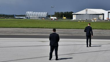 Ireland: Flights Suspended at Shannon Airport After Runway Plane Fire