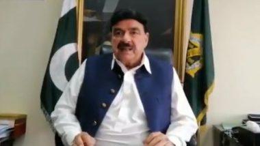 Pakistan: 'We Have Small 125-250 Gram Atom Bombs', Says Railway Minister Sheikh Rashid