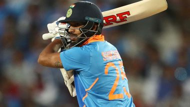 Shikhar Dhawan Under Pressure to Score Big with Series on Line in 3rd ODI Against West Indies