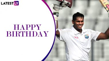 Happy Birthday Shivnarine Chanderpaul: A Look at 5 Remarkable Knocks Played by the Caribbean Southpaw