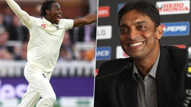 Shoaib Akhtar Recommends England Cricket Team to Preserve Jofra Archer (Watch Video)