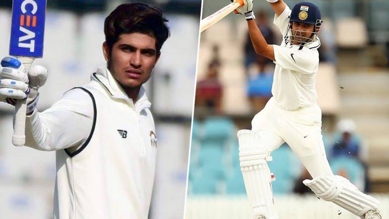 Shubhman Gill Surpasses Gautam Gambhir to Become the Youngest Indian to Record a Double Century for an Indian Representative Team