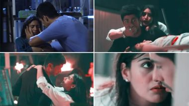 Sanjivani 2: Surbhi Chandna aka Dr Ishani and Namit Khanna aka Dr Sid's Romantic Moments Bring Butterflies to Our Stomach (Watch Videos)