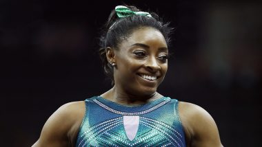 Simone Biles Gets Her Own 'GOAT' Twitter Emoji Ahead of Tokyo Olympics 2020