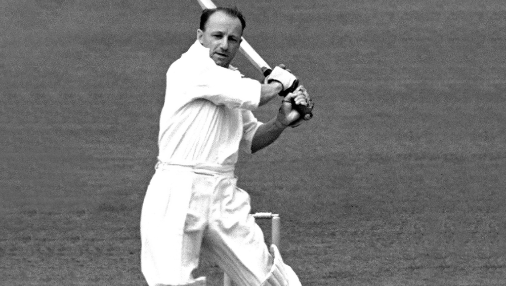 Sir Don Bradman Was Dropped After Dismal Performance in His Debut Test Against England