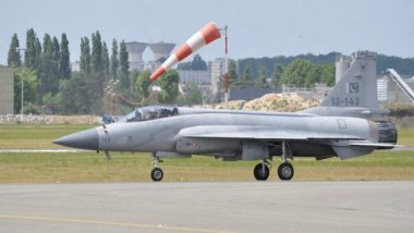 Pakistan Deploying Fighter Jets to Skardu Air Base Near Ladakh, India Watching Closely