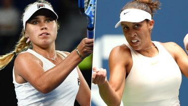 Sofia Kenin vs Madison Keys, US Open 2019 Live Streaming & Match Time in IST: Get Telecast & Free Online Stream Details of Third Round Tennis Match in India