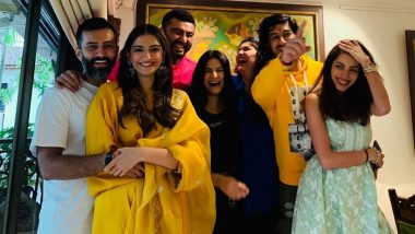 Sonam Kapoor and Co Look the Prettiest and the Happiest This Raksha Bandhan (View Pics)
