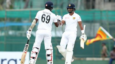 Live Cricket Streaming of Sri Lanka vs New Zealand 2nd Test Day 3 on Sony ESPN and SonyLIV: Check Live Cricket Score, Watch Free Telecast of SL vs NZ 2019 on TV and Online