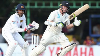 Live Cricket Streaming of Sri Lanka vs New Zealand 2nd Test Day 4 on Sony ESPN and SonyLIV: Check Live Cricket Score, Watch Free Telecast of SL vs NZ 2019 on TV and Online