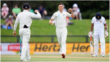 Live Cricket Streaming of Sri Lanka vs New Zealand 1st Test on Sony ESPN and SonyLIV: Check Live Cricket Score, Watch Free Telecast of SL vs NZ 2019 on TV and Online