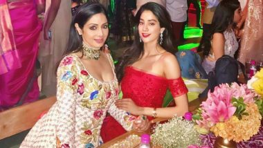 'Because I Love Very Easily': Jahnvi Kapoor Reveals the Reason Why Her Mother Sridevi Did Not Trust Her Judgement in Guys