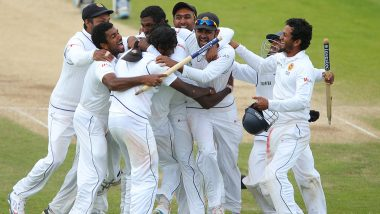 Live Cricket Streaming of Sri Lanka vs New Zealand 2nd Test Day 2 on Sony ESPN and SonyLIV: Check Live Cricket Score, Watch Free Telecast of SL vs NZ 2019 on TV and Online