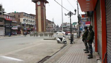 Kashmir Valley Runs Out of Lifesaving Medicines Amid Lockdown: Report