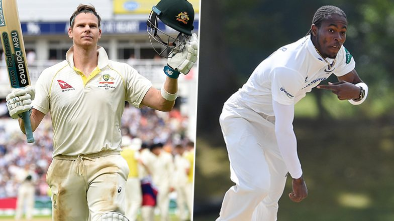 England vs Australia 2nd Test Ashes 2019: Steve Smith vs Jofra Archer and Other Exciting Mini Battles to Watch Out for at Lord's