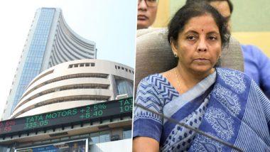 Economic Crisis of India: SEBI Data Says Investors Lost Rs 13 Lakh Crore in 1 Month Post Union Budget 2019