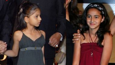 Suhana Khan and Ananya Panday's Throwback Pic Will Make You Believe that Some Friendships Are Meant to Be
