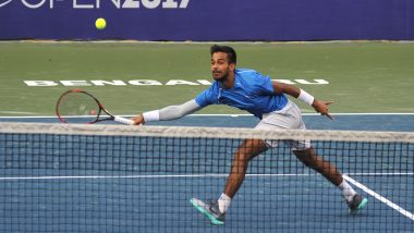 Sumit Nagal at Tokyo Olympics 2020, Tennis Live Streaming Online: Know TV Channel & Telecast Details for Men's Singles, 1st Round Coverage