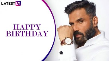Suniel Shetty Birthday Feature: 11 Tracks That Prove The '90s Action Superstar is Also The King of Dhinchak Songs