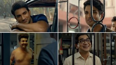 The Chhichhore Gang Promo Video: Sushant Singh Rajput Has No Clue What His Hostel Mate Varun Sharma Has in Store For Him!