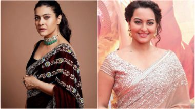 Sushma Swaraj: From Kajol To Sonakshi Sinha, Vote For The Actress Who Should Play the Role of the Late BJP Leader if a Biopic is Made!