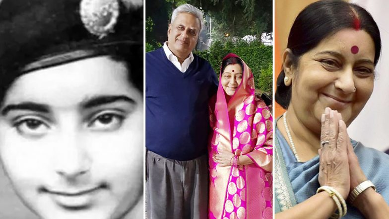 Remembering Sushma Swaraj: Life and Times of BJP Stalwart in Pictures