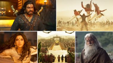 Sye Raa Narasimha Reddy Teaser: Chiranjeevi as India's Forgotten Freedom Fighter is Stunning Beyond Words - Watch Video
