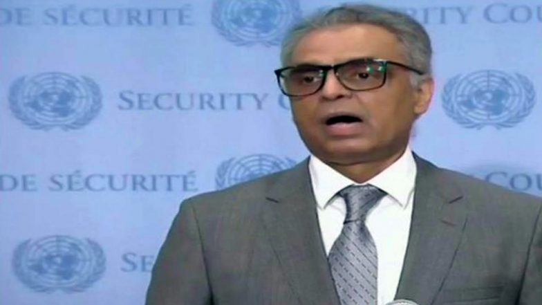 UNSC Meeting on Jammu and Kashmir: Russian Envoy Suggests 'Bilateral' Solution, India's Ambassador Syed Akbaruddin Says 'Committed to Removing All Restrictions From J&K'