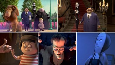 The Addams Family Trailer: What Happens When the Creepy Goth Family Moves to a Sunny New Jersey? (Watch Video)