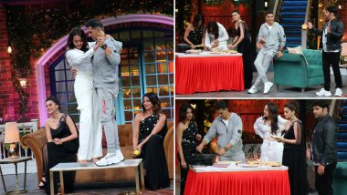 The Kapil Sharma Show: Mission Mangal's Cast Akshay Kumar, Sonakshi Sinha, Tapsee Pannu and Kirti Kulhari Grace the Show with A Different Mission!
